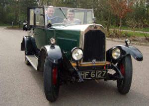 1928 Swift 10 Tourer model 2p